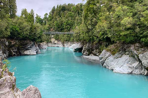 Explore Hokitika Gorge